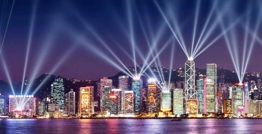 Au coeur d'Hong Kong - Harbour Plaza North Point  Hong Kong