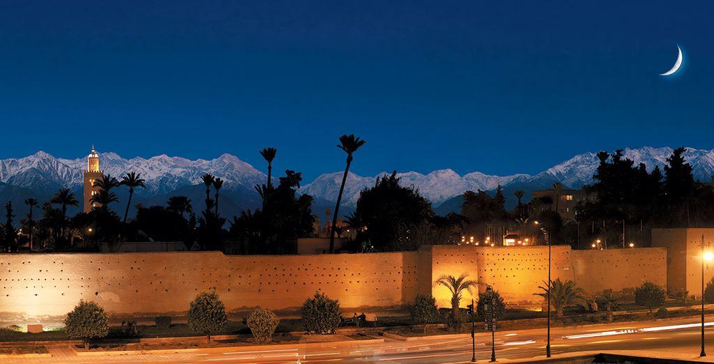 à 25 minutes de Marrakech !