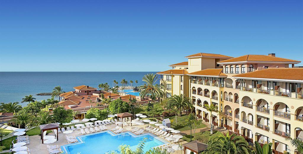 Découvrez le cadre paradisiaque de votre hôtel 5* Iberostar Anthelia
