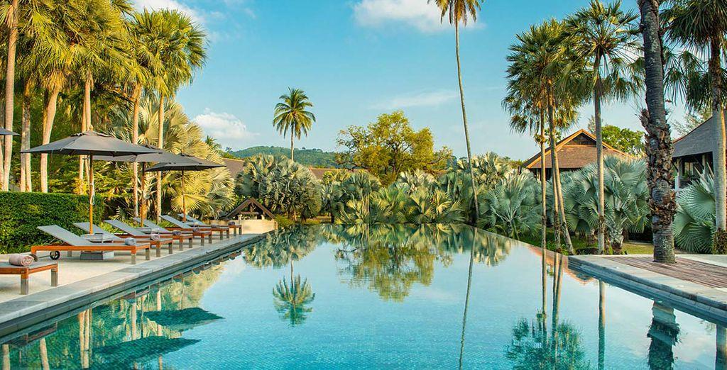 Laissez-vous porter jusqu'à Phuket...