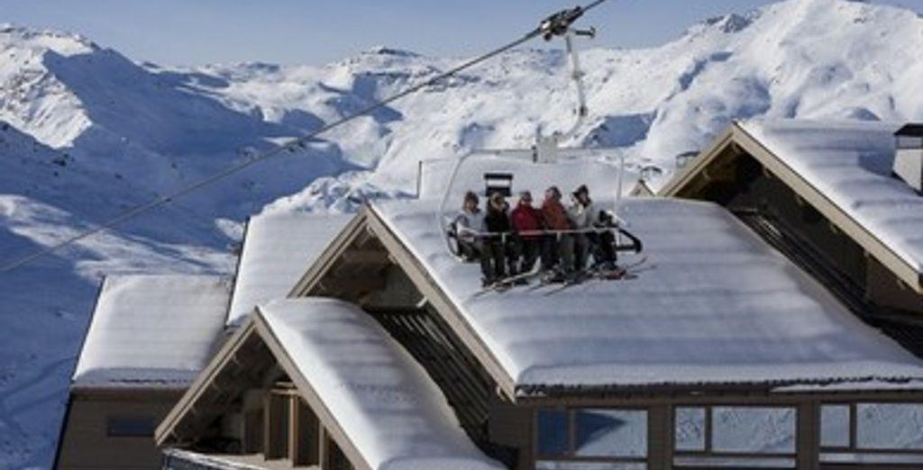 - Hôtel Altapura - Val Thorens - France Val Thorens