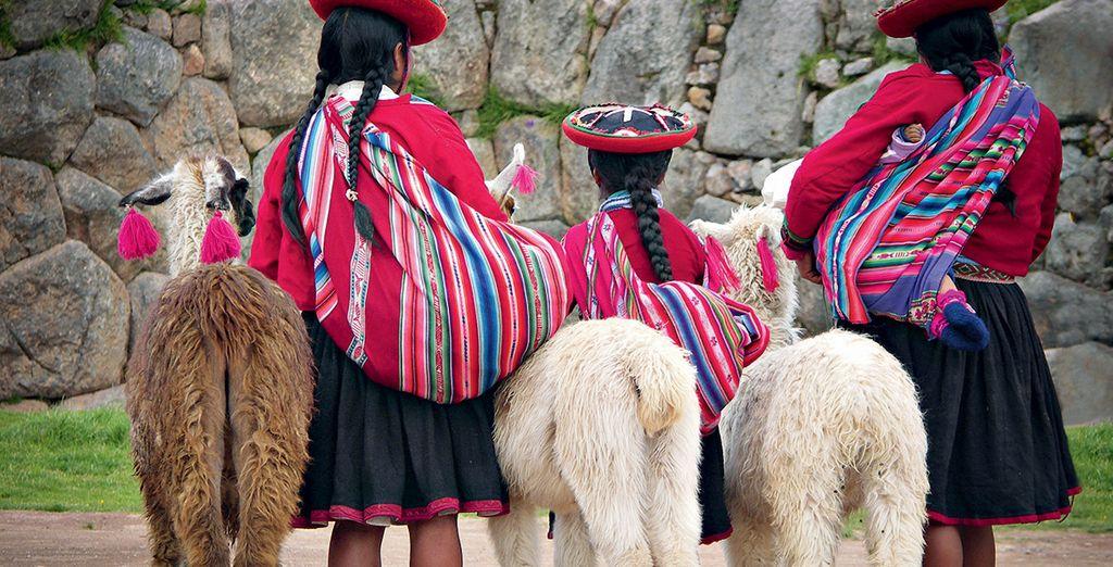 Partez à la rencontre du peuple péruvien