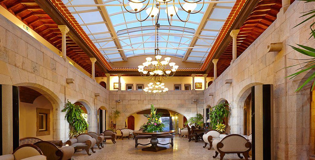 Reposez-vous à l'hôtel Fortaleza do Guincho !