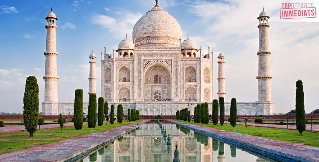 L'Inde est un pays incroyable ! - Circuit en Inde Le Triangle d'Or et Mandawa 8 jours / 7 nuits Delhi