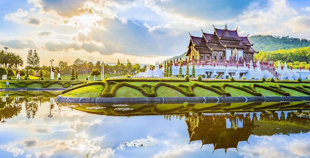 Voyage en Thailande 2021/2022