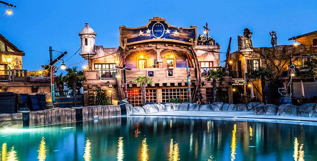 Hotel Cap Pirate4*