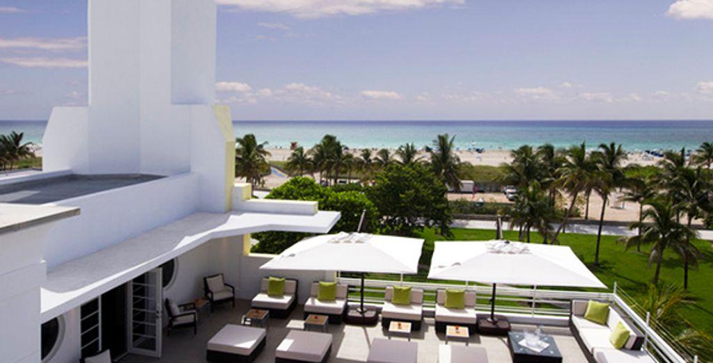 Jouez les stars d'un jour... -  The Breakwater Hotel South Beach **** Miami