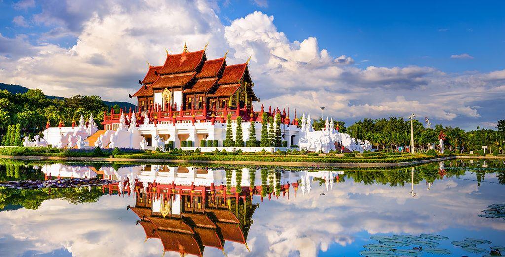 Le Nord de la Thaïlande en 6 ou 9 nuits et extension possible à Phuket