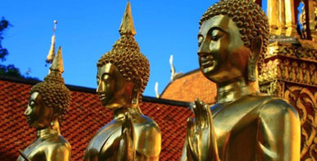 - Vols British Airways - France / Bangkok / France - 7 ou 14 nuits sur place - Bangkok - Thaïlande Bangkok