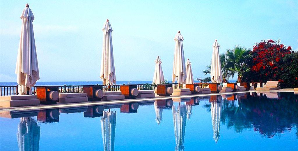 Luxe... Calme... et farniente ! - Hôtel Londa 5* Limassol