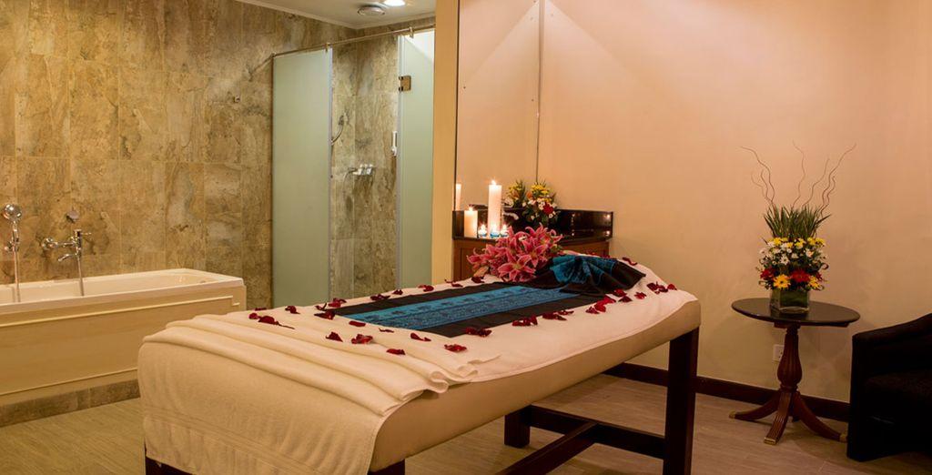 Chaque étape de votre parcours vous permettra de vous reposer dans un hôtel de luxe