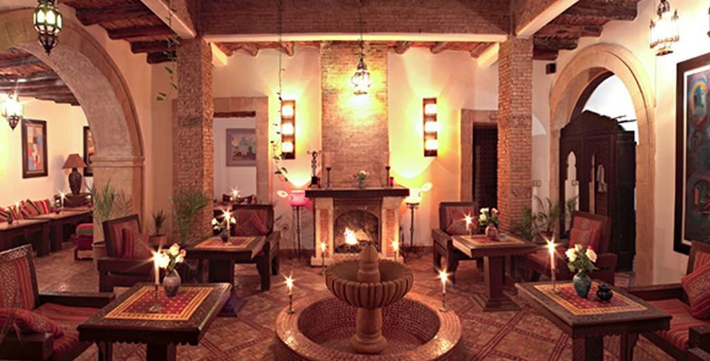 Au coeur d'un riad magique - Riad Maison du Sud Essaouira