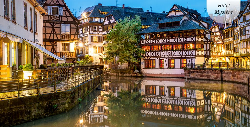 H tel myst re 5 strasbourg voyage priv jusqu 39 70 for Hotel strasbourg piscine