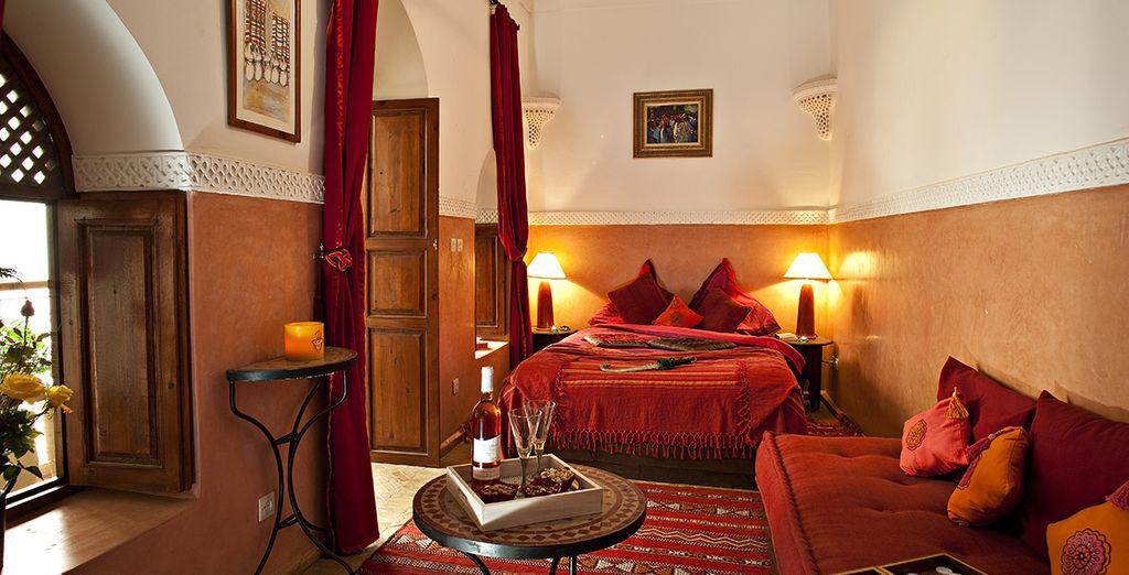Tenté par des nuits au coeur de l'Orient ? - Riad Zen House  Marrakech