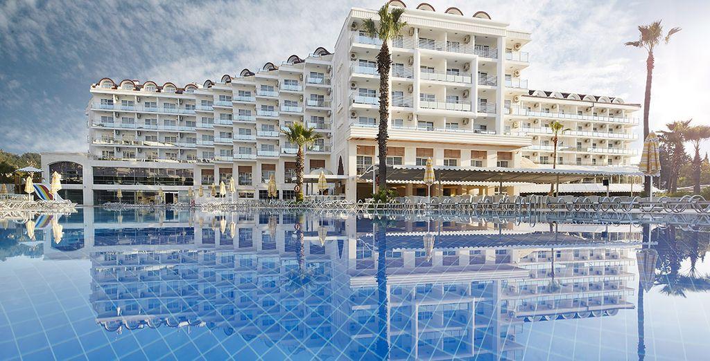 Le Gran Ideal Premium vous accueille - Hôtel Grand Ideal Premium Sunconnect 5* Marmaris