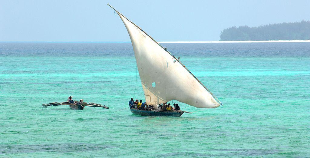 Vous terminerez votre séjour par quelques jours à Zanzibar