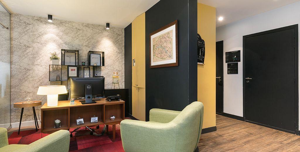 Appart'hôtel Villa Daubenton