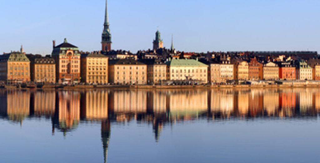 - Scandic Norra Bantorget Hôtel **** - Stockholm - Suède Stockholm