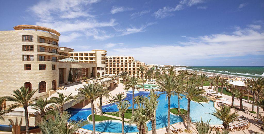 Bienvenue au Movenpick à Sousse - Hôtel Mövenpick Resort & Marine Spa Sousse ***** Luxe Sousse