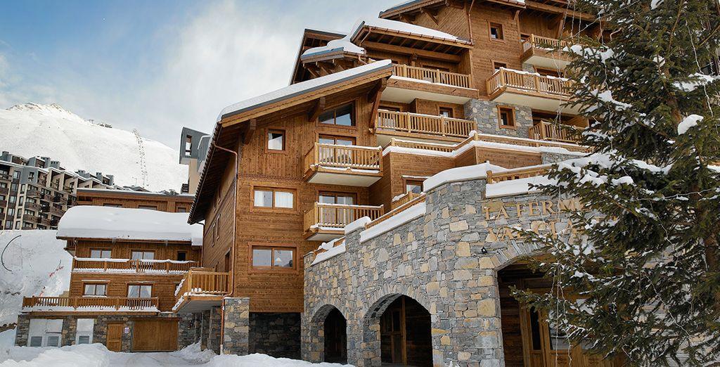 Bienvenue dans votre prochaine résidence tout confort à Tignes Val Claret !
