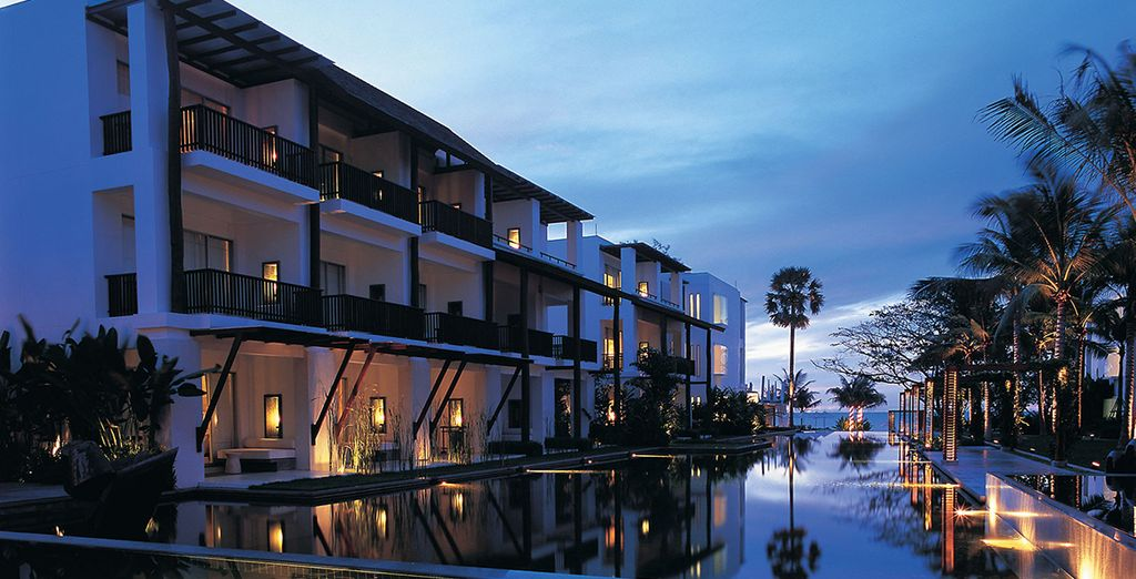 Moderne et récent, l'hôtel bénéficie d'installations dernier cri
