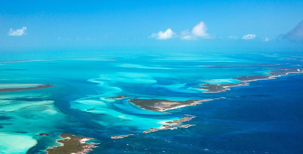 Pour naviguer vers les Bahamas !