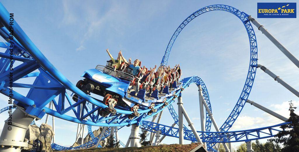 Europa park et 7 hotel fitness 4 voyage priv jusqu 39 70 for Sejour complet europa park