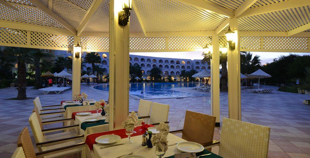 Hôtel Djerba Playa 4*