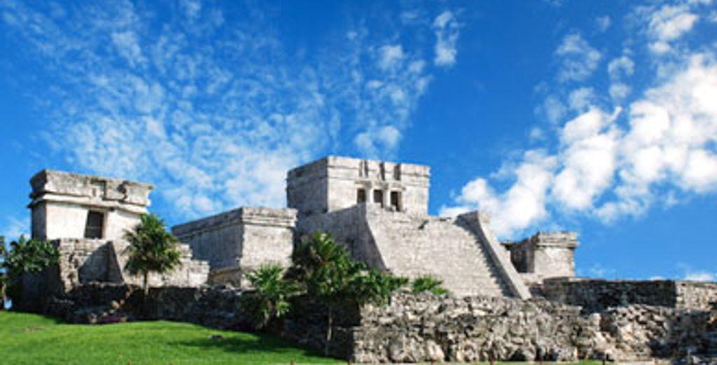 - Circuit au Mexique :