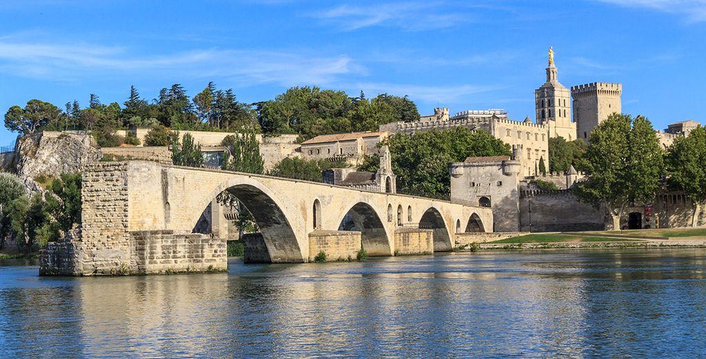 Ainsi qu'Avignon, pour un séjour riche et captivant !