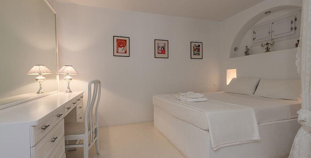 Des hébergements neufs et confortables à souhait