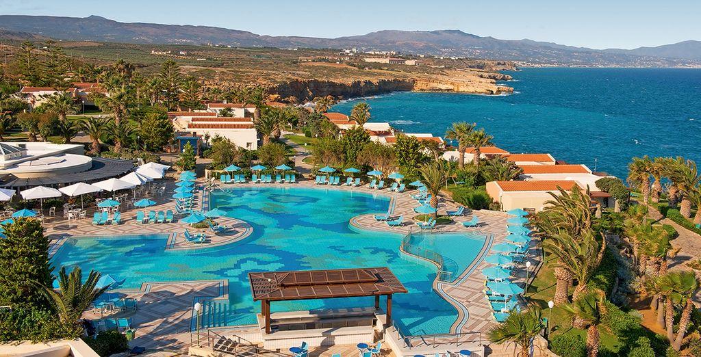 Hôtel Iberostar Creta Panorama & Mare 4* avec Voyage Privé