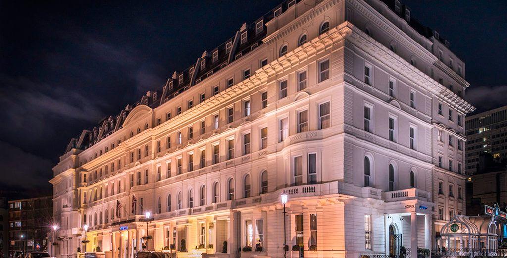 Et si vous séjourniez dans un sublime bâtiment Géorgien de 200 ans ? - Corus Hotel Hyde Park 4* Londres