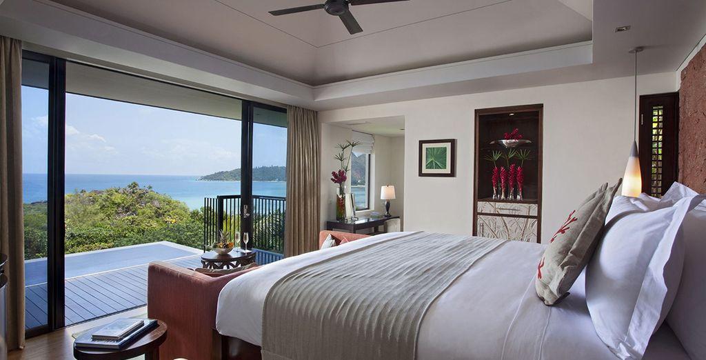 Ou en Ocean View Pool Villa