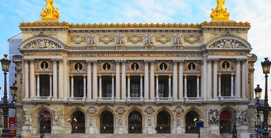 Dans le quartier chic de l'Opéra ! - Hôtel Concorde Opéra ****  Paris