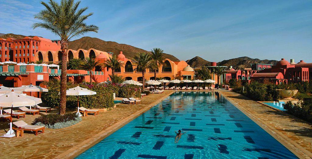 Bienvenue à Taba - Hyatt Regency Resort Taba Heights ***** Taba