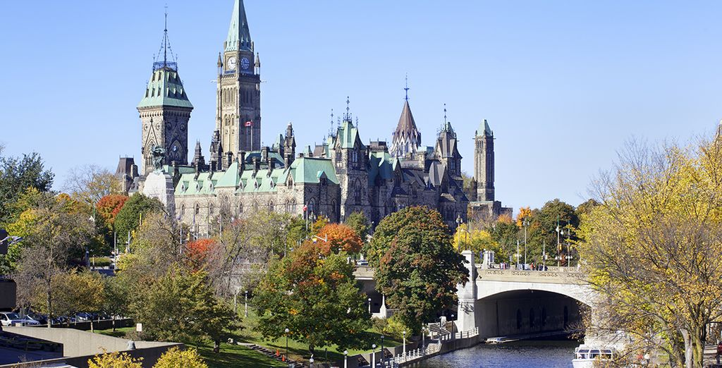 Circuit Magie du Canada en 11j/9n