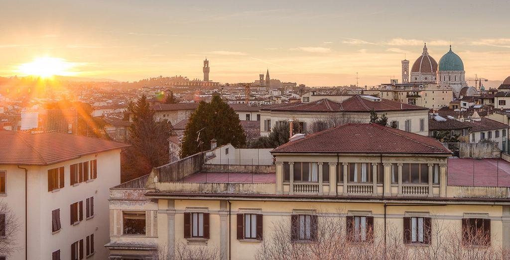 C'est sur les toits de Florence... - Forte 16 Florence Appartments & View Florence
