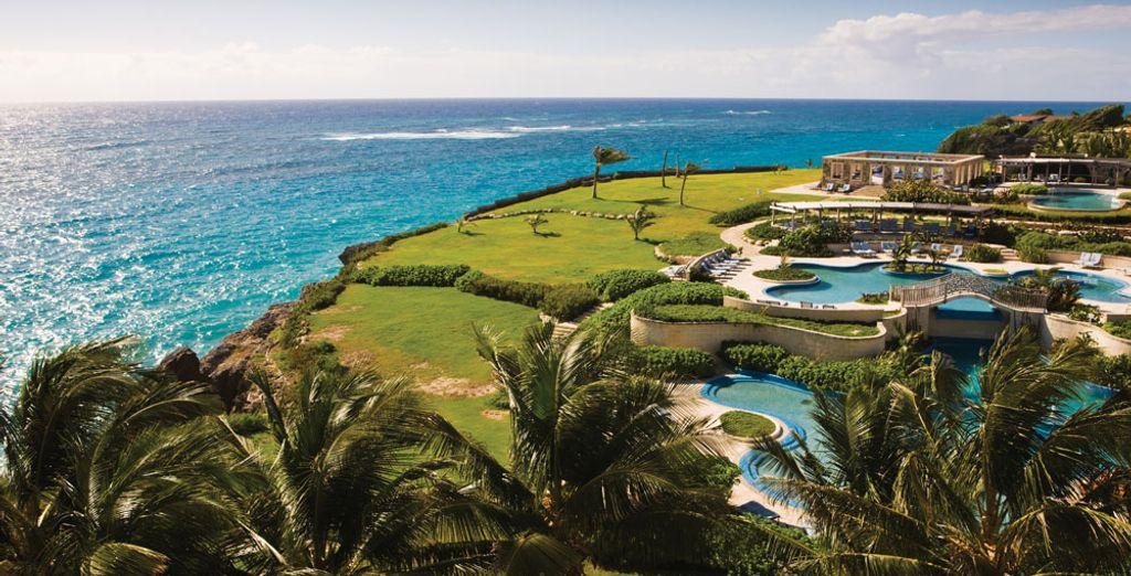 Envolez-vous pour La Barbade