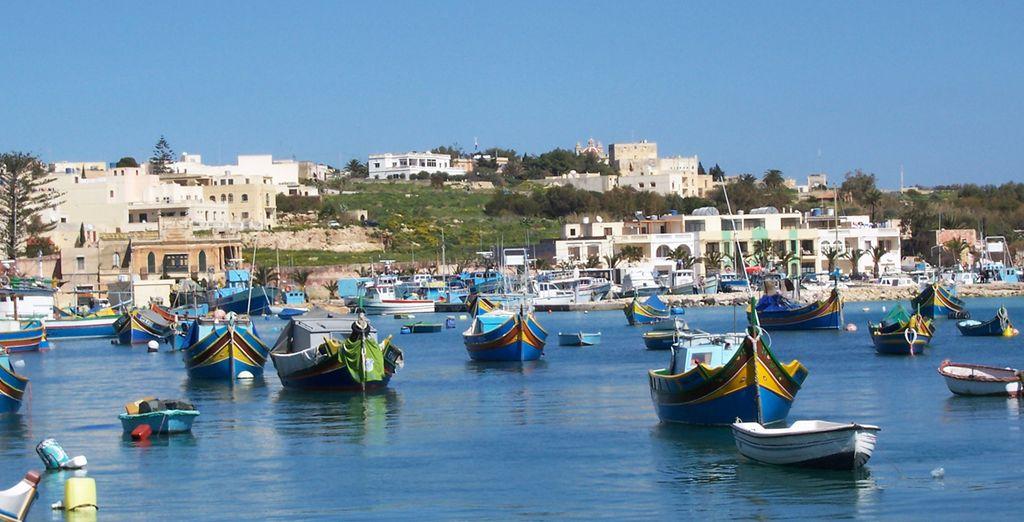 Très bon séjour à Malte !