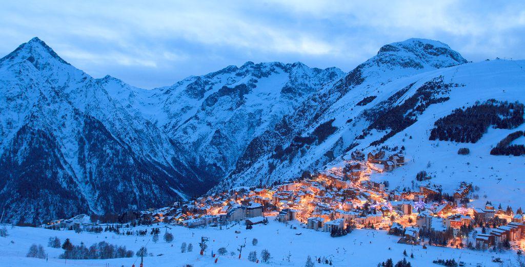 Quelle que soit votre décision, le domaine des Deux Alpes vous promet un hiver fabuleux...