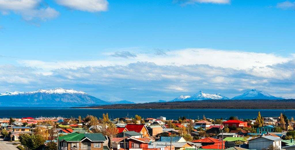 Avant de rejoindre Puerto Natales et la beauté unique et spectaculaire de ses paysages