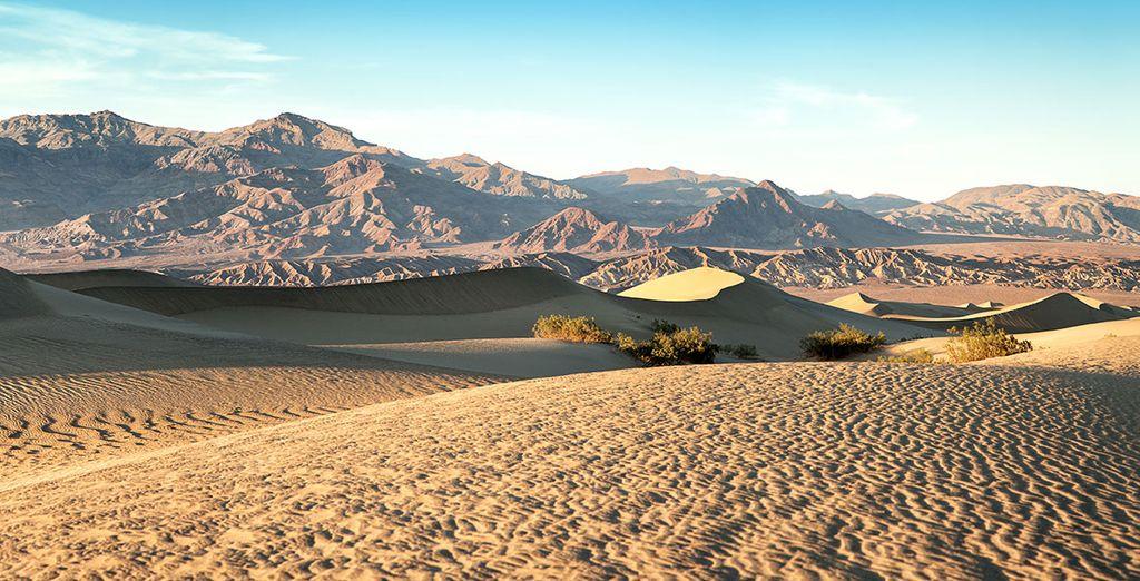 Death Valley, le plus grand parc national des États-Unis