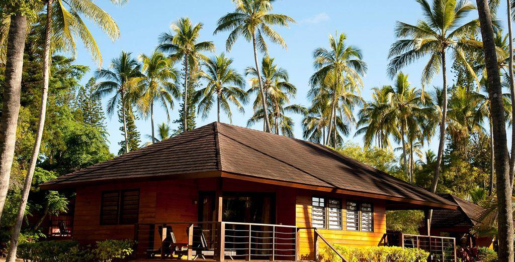 Vous séjournerez en Bungalow Tropical