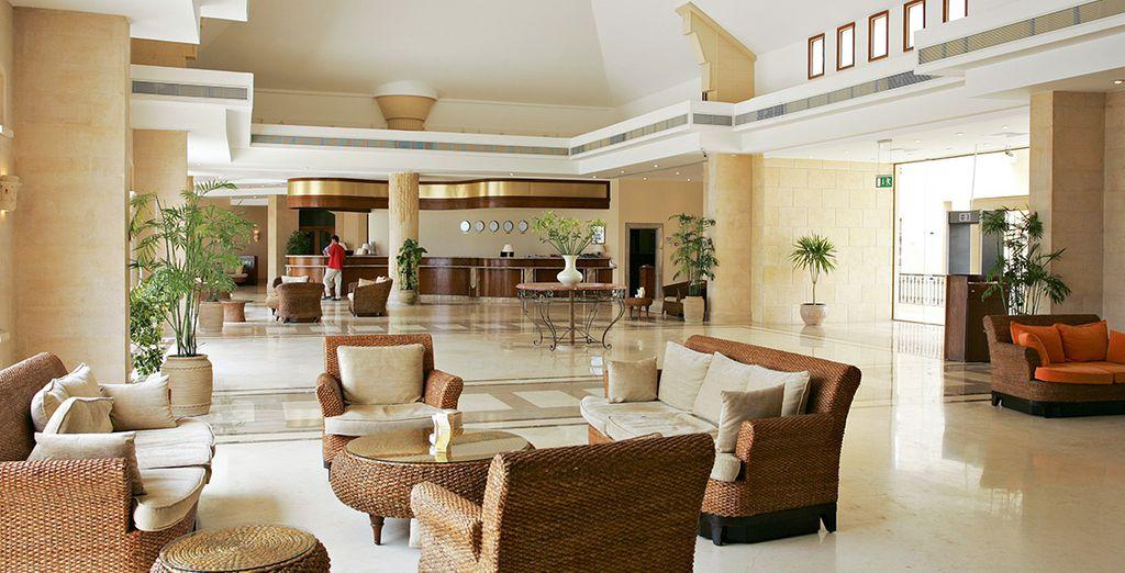 Un Resort 5* charmant et accueillant