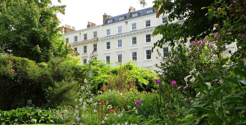 Direction Londres pour un séjour dans un hôtel unique !