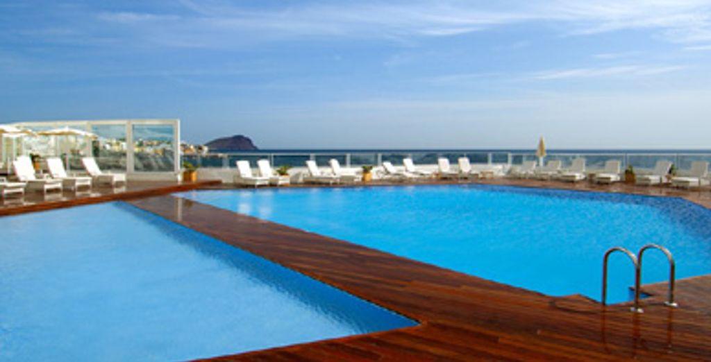 - Hôtel Vincci Tenerife Golf **** - Golf del Sur - Tenerife Tenerife South
