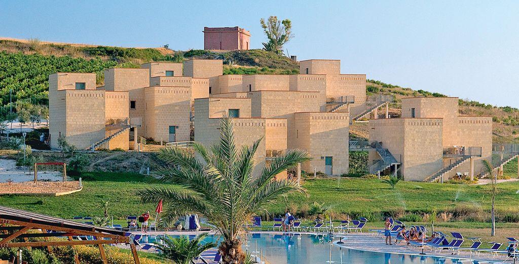 Découvrez votre hôtel Menfi Beach Resort 4* - Club Héliades Menfi Beach Resort 4* Menfi