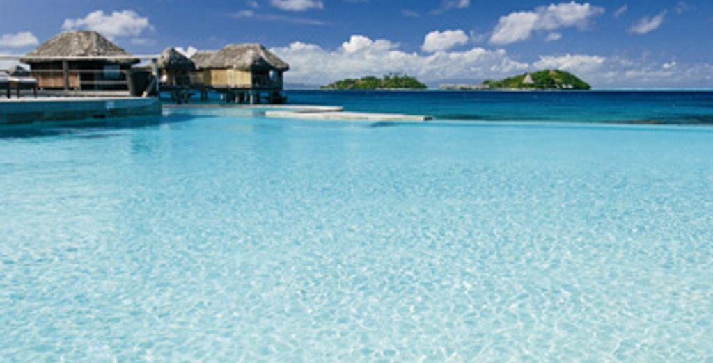 - Combiné Sofitel **** - Polynésie Bora Bora