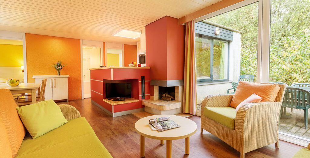 Séjournez en Cottage Comfort
